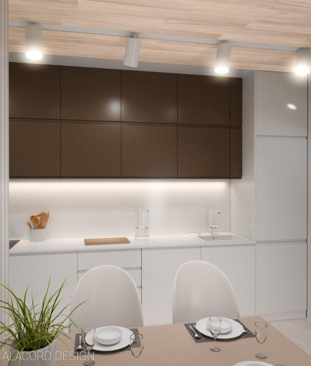 Alacord blanc fehér barna konyha