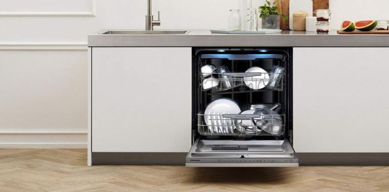 A mosogatógép tisztítása házilag