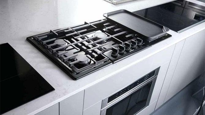 Gáz- vagy főzőlapot válasszunk a konyhába?