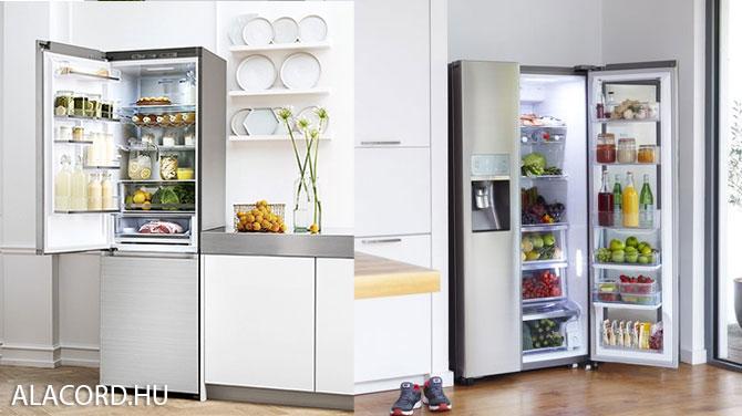 Különálló hűtő